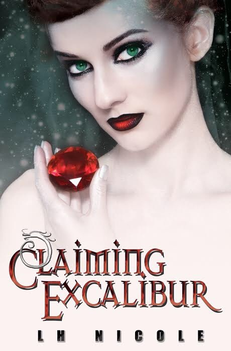 Claiming Excalibur Cover